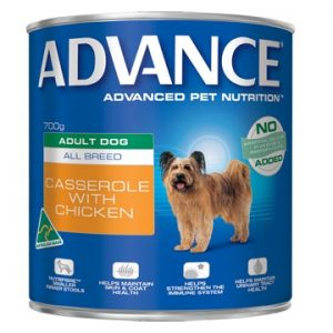 Pet Dog Food Online Adult. Can (Casserole + Chicken) 700g