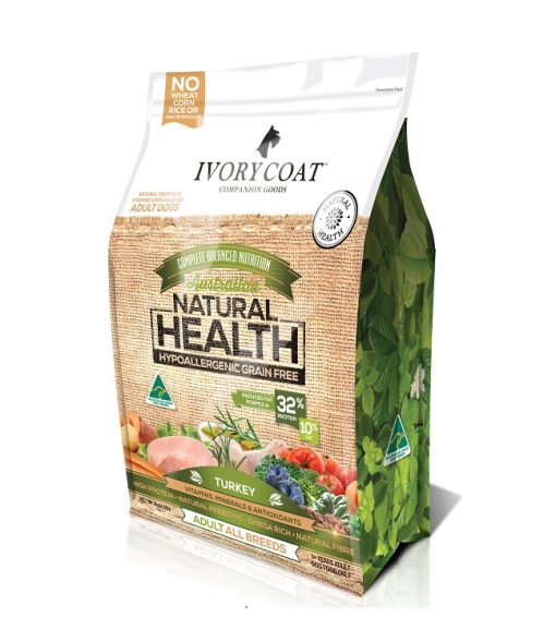 Turkey_Reduced Fat_FTONWebsite - ivory-coat-puppy-large-breed-puppy-with-coconut-for-dogs - Best Dog Food In Australia