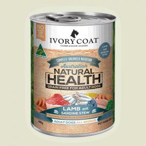 Ivory Coat Lamb & Sardine Stew